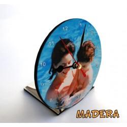 Reloj de mesa personalizado...